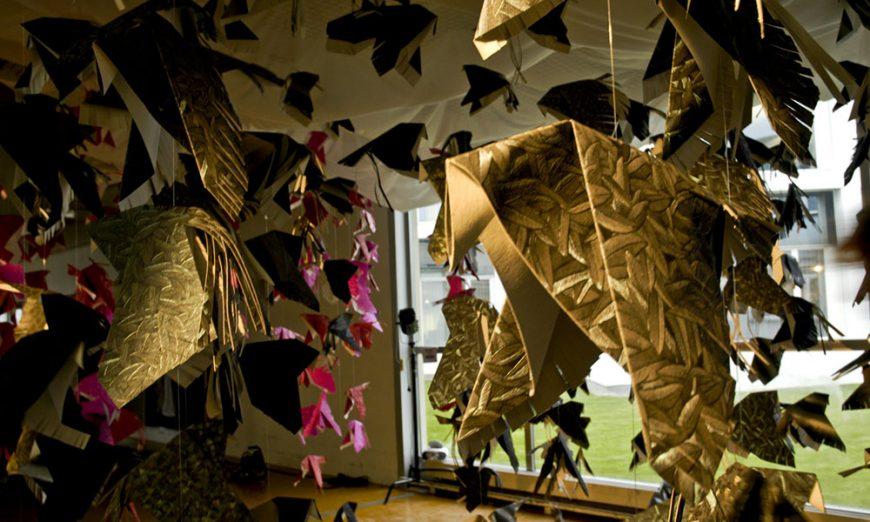 Designers Saturday «Flocking Birds»